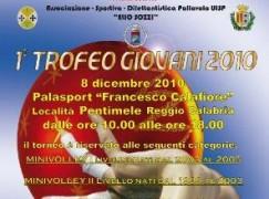 """Sport, Fipav di Reggio Calabria organizza il primo """"Trofeo giovani 2010"""""""