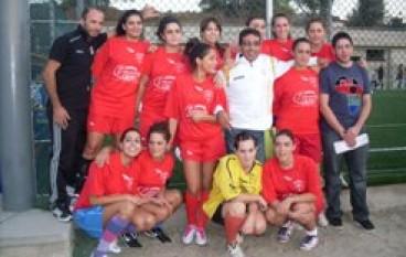 CSI Reggio Calabria, classifica del Calcio A5 femminile serie B girone B