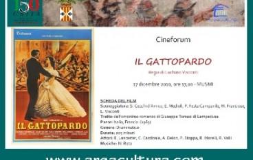 """Catanzaro, Cineforum 150unità: va in onda """"Il Gattopardo"""""""