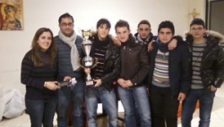 """CSI Reggio Calabria, Premiate le Parrocchie partecipanti alla III Edizione del Campionato """"ORATORIO CUP 2010"""""""