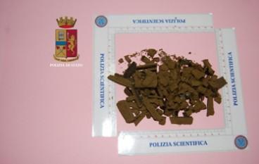 Reggio Calabria, arrestato un marocchino per detenzione di droga