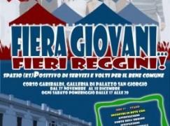 """Reggio Calabria, ultimo appuntamento con """"Fiera Giovani…Fieri Reggini"""""""