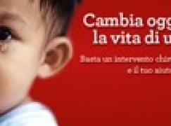 Csi Reggio Calabria, Operation Smile: la solidarietà scende in campo