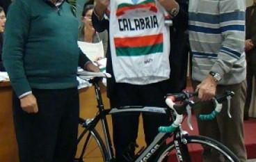 Premio FCI Calabria 2010: Scopelliti, gregario di un ciclismo vincente in Calabria