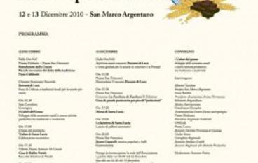 San Marco Argentano (CS), Le iniziative natalizie di Anima Normanna