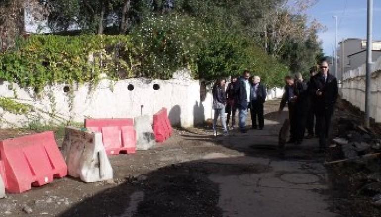 San Lorenzo Marina (RC), continuano i lavori per il metano