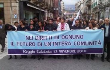 Reggio Calabria, Forum del Terzo settore: un bilancio dell'anno 2010