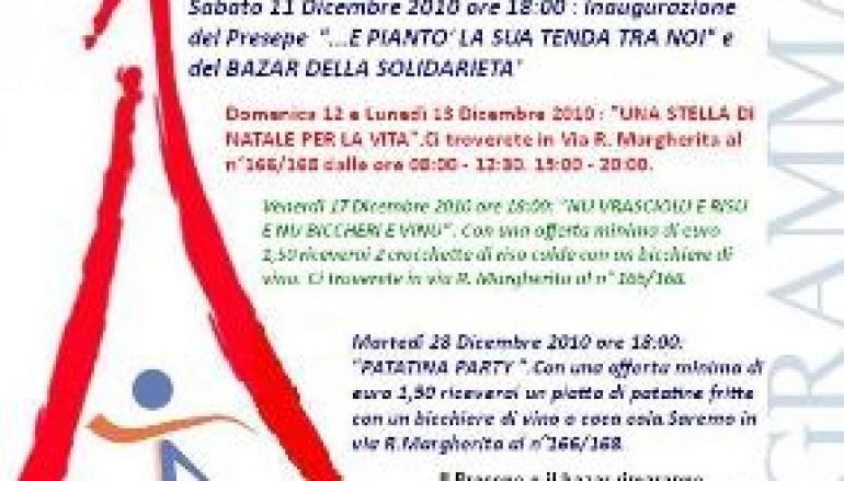 A Gagliato (CZ) il Natale è solidarietà