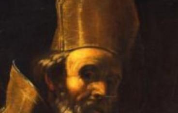 Cosenza, il dipinto di Sant'Agostino di Mattia Preti nella Galleria Nazionale