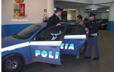 Reggio Calabria, rubava giubbotto in un supermercato, fermato dalle Volanti