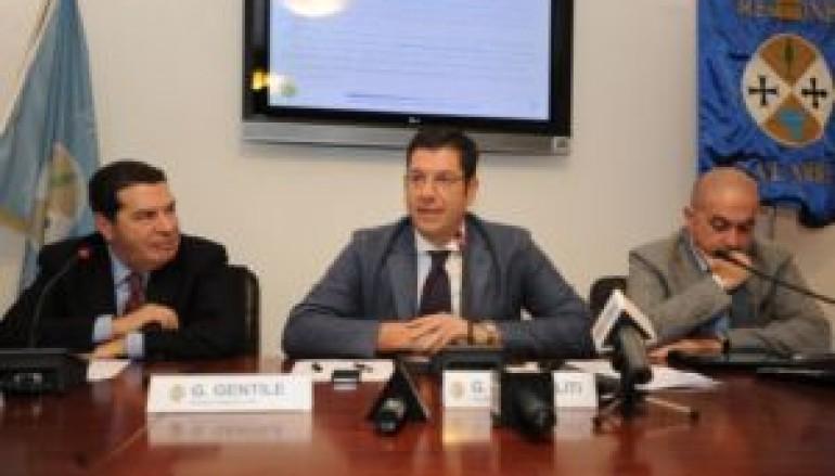 Calabria, Il Presidente Scopelliti e l'assessore Gentile illustrano gli interventi urgenti per ridurre il rischio idrogeologico