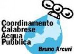 Coordinamento Acqua pubblica Calabria, solidarietà ai cittadini di Marina di San Lorenzo