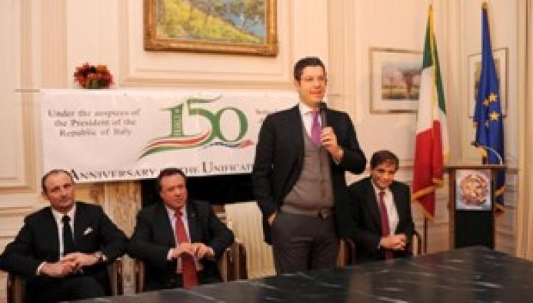 Calabria, Il Presidente Scopelliti a New York alla sede permanente delle Nazioni Unite
