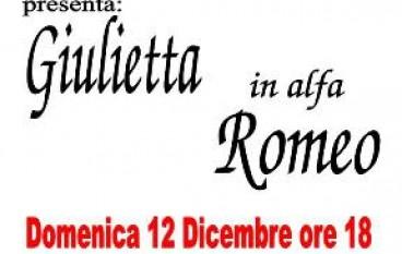 """Melito Porto salvo (RC), al teatro parrochiale di Prunella la commedia """"Giulietta in alfa Romeo"""""""