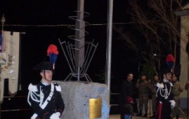 Gagliato (CZ), il 5 Dicembre Cerimonia di Commemorazione per i martiri di Kabul