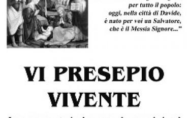 IV Presepio vivente a San Pantaleone, Reggio Calabria