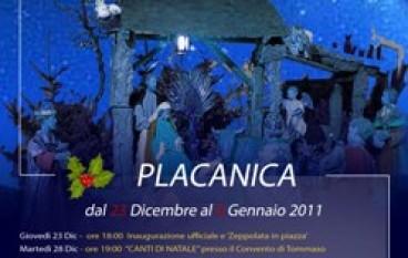 Placanica (RC) apre il borgo ai presepi dal 23 dicembre al 6 gennaio