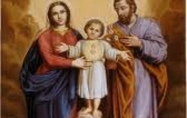 Domenica 26 Dicembre 2010: SANTA FAMIGLIA DI GESÙ, MARIA E GIUSEPPE (ANNO A)