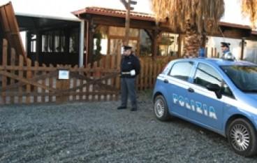 """San Lorenzo Marina (RC), sequestrato stabilimento balneare """"La Cubana"""""""