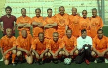 CSI Reggio Calabria, Fischio d'inizio per il  Campionato di calcio a 11 Over 45