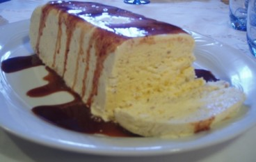 Torrone gelato