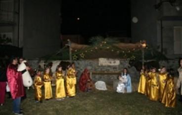 Condofuri (RC), le festività del natale…a scuola