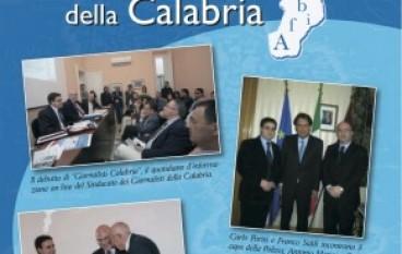 Reggio Calabria, nuova agenda 2011 dei giornalisti calabresi