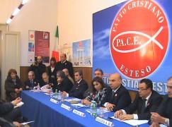 Reggio Calabria, presentazione del movimento PA.C.E