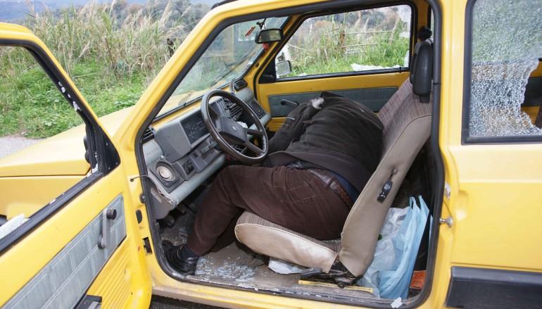 Oppido Mamertina (RC), contadino ucciso in un agguato