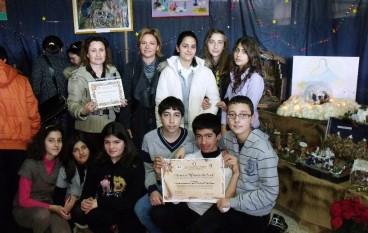 """Bova Marina (Rc), i vincitori del 1° concorso """"Il presepe nelle scuole"""""""