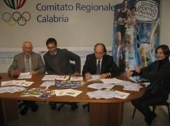 """CSI, parte da Reggio Calabria il progetto nazionale """"Ragazzi in Sport"""""""