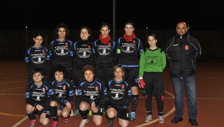 Calcio a 5 femminile, la Number One vince sul campo dell'Olimpia Bagnara