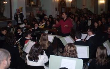Successo per il concerto di Natale a Gagliato (CZ)