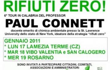 """Emergenza Rifiuti, tre giorni di iniziative della Rete per la Difesa del Territorio """"F. Nisticò"""""""