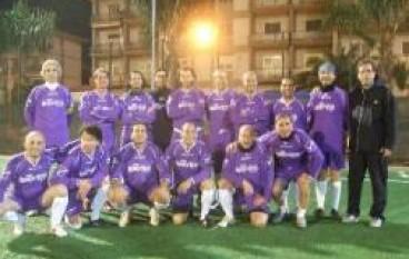Csi Reggio Calabria, campionato calcio a 11 over 45