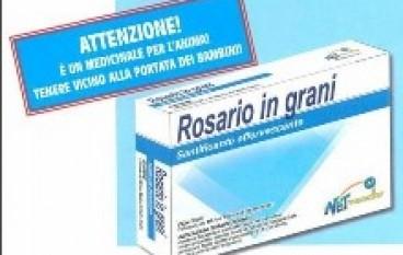 Rosario in grani: un farmaco che guarisce ogni male!