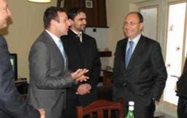 """Attendiamoci Onlus: """"La visita del Presidente Schifani… Cosa ci ha lasciato."""""""