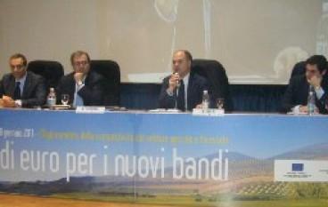 Calabria, Cento milioni di euro per i nuovi bandi in agricoltura