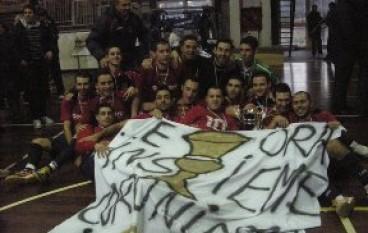 Il Futsal Melito sul tetto della Calabria