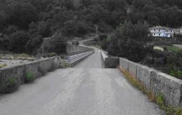Caulonia (RC), consegnati i lavori per il nuovo viadotto del torrente Angri