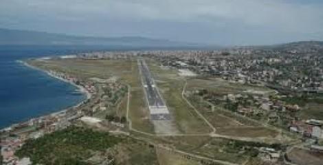 """Reggio Calabria, la Provincia: """"Progetti ormai avviati per l'Aeroporto dello Stretto"""""""