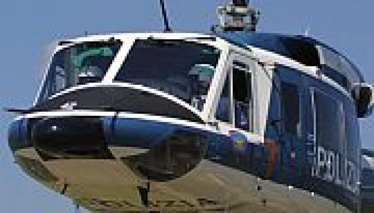Polizia, controlli anche via aerea contro il lancio di sassi lungo la SS 106