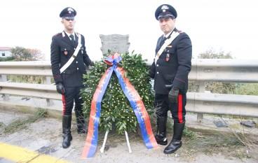 Palmi (RC), a 17 anni dalla loro scomparsa, ricordati gli Appuntati Fava e Garofalo