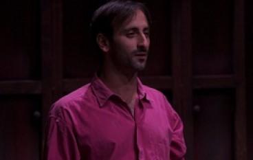 Valerio Strati, attore e regista di Reggio Calabria, dirige un laboratorio di Teatro a Palermo