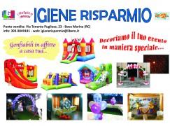 Igiene Risparmio di Lillo Violi, Bova Marina (RC)