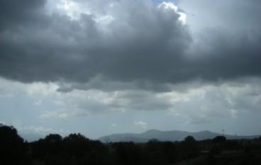 Calabria, pioggia e vento in tutta la regione. Allertati i vigili del fuoco