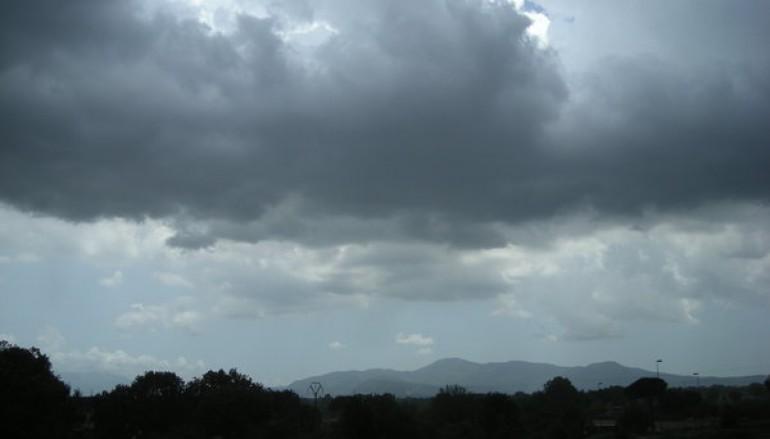 Calabria, da domani e per le successive 18/24 ore allerta meteo