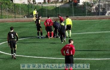Valle Grecanica, gioie e dolori nella partita contro la Turris