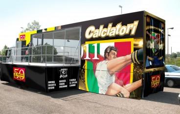"""Cosenza, è in arrivo """"Calciatori Tour 2011"""""""