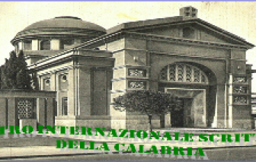 Appuntamenti del Centro Internazionale Scrittori della Calabria per il mese di luglio 2012